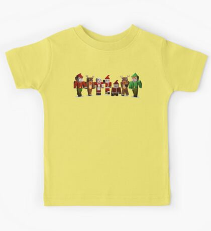 Merry Xmas from MINE Kids Tee