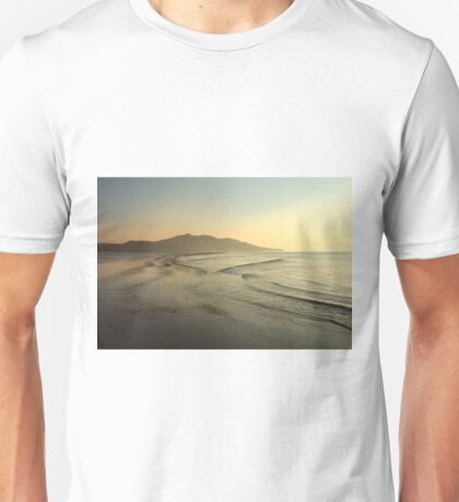 Lisfannon Beach Sunset Unisex T-Shirt