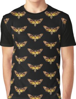 Death's-head Hawkmoth Graphic T-Shirt