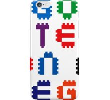 Go Step On A Lego iPhone Case/Skin
