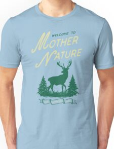 Mother Nature - The Home of Life Unisex T-Shirt