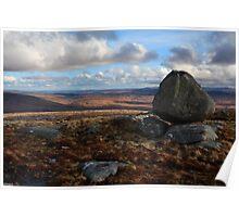 Crockfadda Mountain Poster