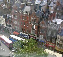 Kensington View, England by deedeeoriginals