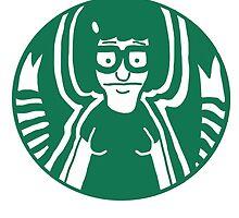 Tina - Starbucks by Crystal Friedman