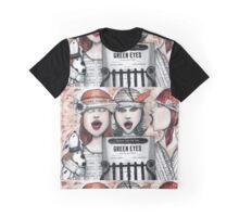 Allans popular song Graphic T-Shirt