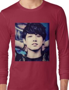 Jeon Jungkook Long Sleeve T-Shirt
