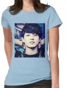 Jeon Jungkook Womens Fitted T-Shirt