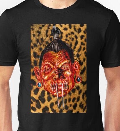 SHRUNKEN HEAD L PRINT Unisex T-Shirt