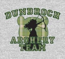 DunBroch Archery Team Kids Tee
