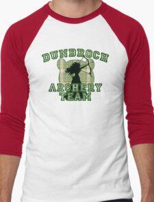 DunBroch Archery Team Men's Baseball ¾ T-Shirt