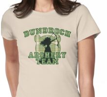 DunBroch Archery Team Womens Fitted T-Shirt