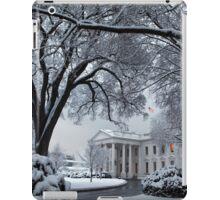 Winter Wonderland White House iPad Case/Skin
