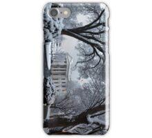 Winter Wonderland White House iPhone Case/Skin