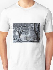Winter Wonderland White House T-Shirt