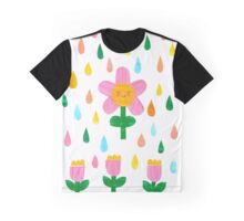 April Showers Graphic T-Shirt