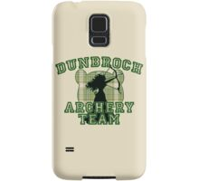 DunBroch Archery Team Samsung Galaxy Case/Skin