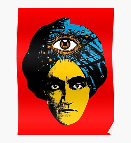 The all seeing eye Poster