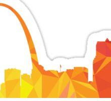 St. Louis skyline Sticker