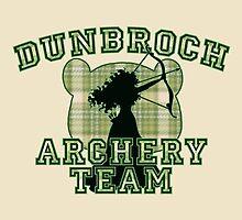 DunBroch Archery Team by Ellador