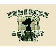 DunBroch Archery Team Photographic Print
