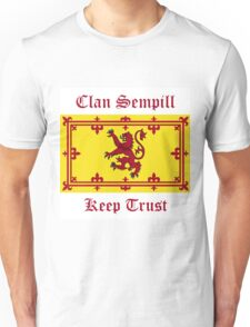 Sempill - Scottish Clan Unisex T-Shirt