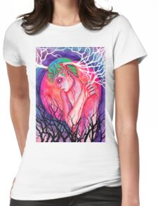 Neon Demon Womens Fitted T-Shirt
