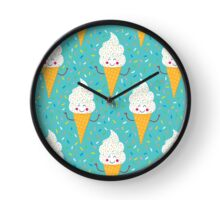 Ice Cream Party Clock