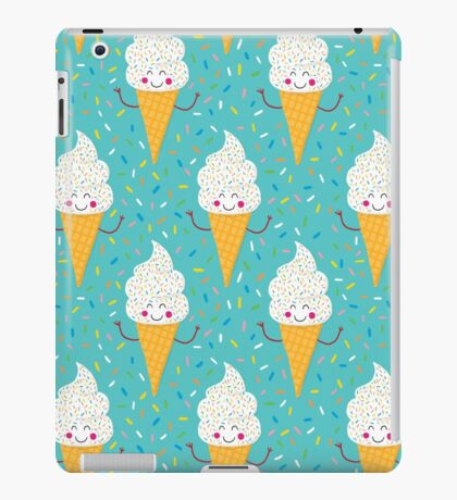 Ice Cream Party iPad Case/Skin