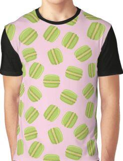 Green macaroons Graphic T-Shirt