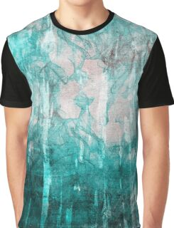 abstract  water Graphic T-Shirt