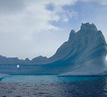 Antarctic Iceberg  by BravuraMedia