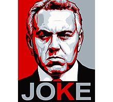 Joke Photographic Print
