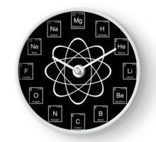 Periodic Table Elements Clock