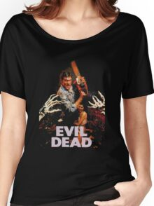 Ash Vs Evil Dead Women's Relaxed Fit T-Shirt