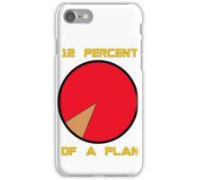 12 Pecrent iPhone Case/Skin