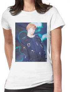 Prince Jimin Womens Fitted T-Shirt
