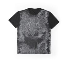 Cat Graphic T-Shirt