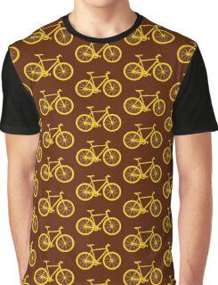 Fixie Bike Graphic T-Shirt