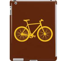 Fixie Bike iPad Case/Skin
