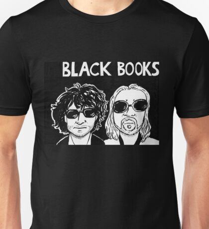 Black Books Bernard and Manny Unisex T-Shirt