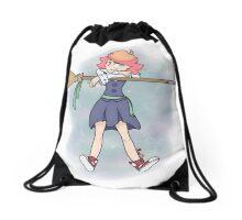 Little Witch Academia~Amanda  Drawstring Bag