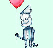 Tin Man by LVBART