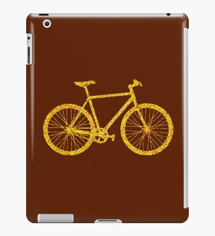 Fixie Bike Bling iPad Case/Skin