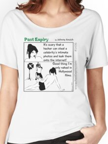 The Fappening - Celebgate Cartoon Women's Relaxed Fit T-Shirt