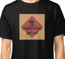 Massive (vinyl square version) Classic T-Shirt