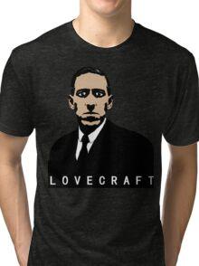 LOVECRAFT BODY Tri-blend T-Shirt
