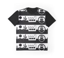 Cycle Graphic T-Shirt