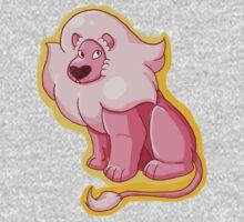 Steven's Lion One Piece - Long Sleeve