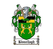 Kinsellagh (Dublin) by HaroldHeraldry
