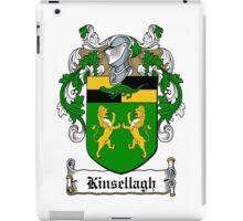 Kinsellagh (Dublin) iPad Case/Skin